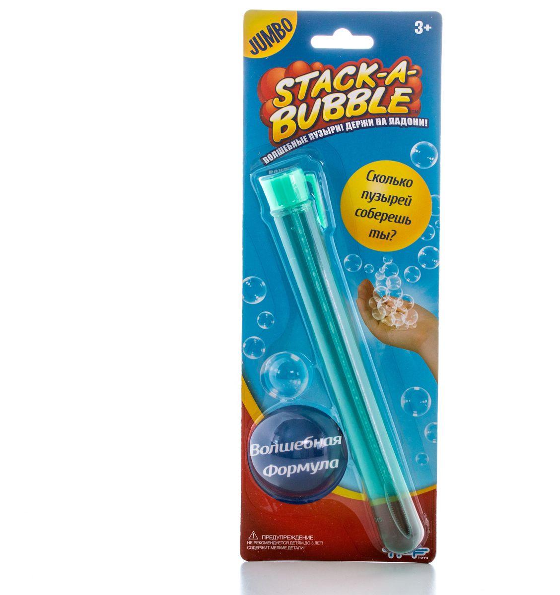 Stack-A-Bubble Мыльные пузыри Застывающие 45 мл