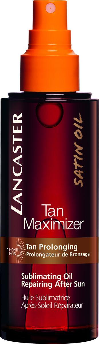 Lancaster After Sun - Tan Maximizer Масло для усиления загара, восстановление после загара 150 мл40990890000Масло обеспечивает максимальное питание и восстановление кожи после воздействия лучей солнца. Увлажняющий состав ликвидирует ощущения сухости и стянутости, сглаживает шелушения. Формула активизирует процесс синтеза меланина, что значительно приближает желаемый результат. Средство способствует регенерации поврежденных клеток эпидермиса, гарантирует равномерный бронзовый загар Комплекс Активации Загара* усилен эхинацеей Урукум (экстракт семян амазонского растения), богат бета-каротином –моментально придает оттенок коже Не содержит автозагарных компонентов Нанесите обильное количество масло на кожу тела, массируйте до впитывания.
