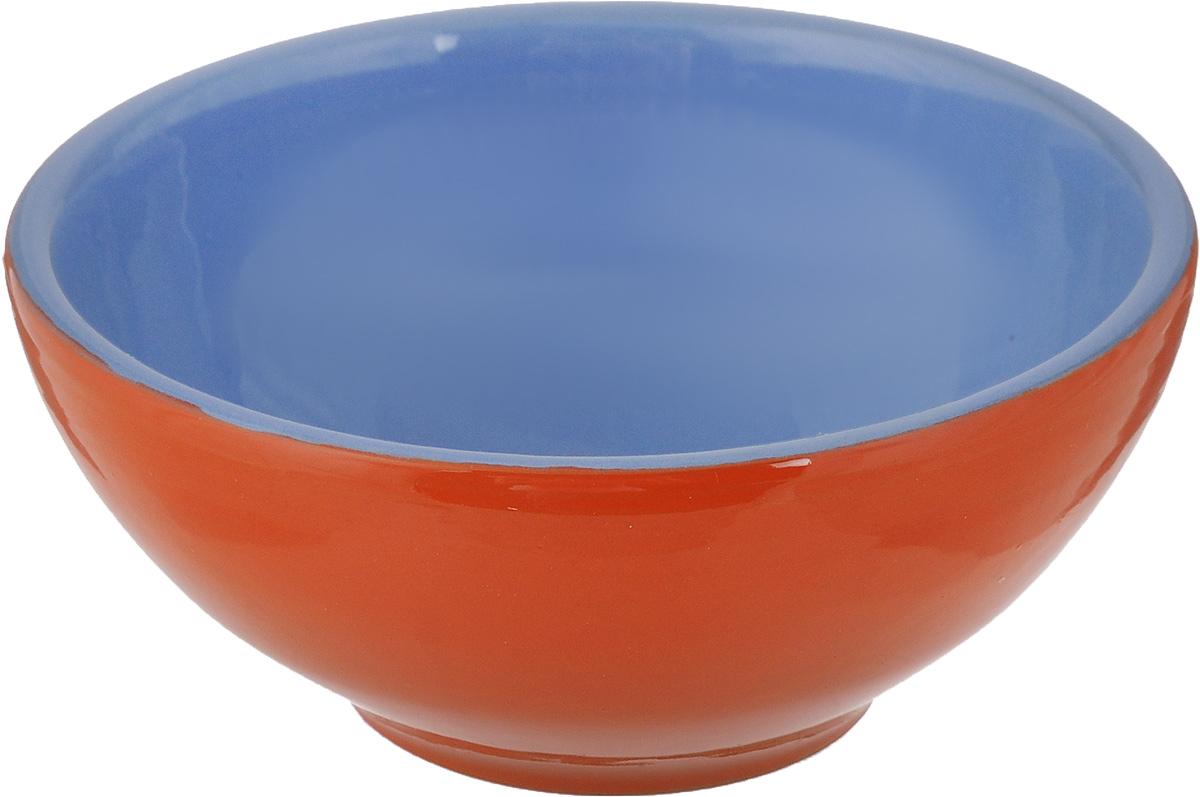 Розетка для варенья Борисовская керамика Радуга, цвет: оранжевый, фиолетовый, 200 мл115610Розетка для варенья Борисовская керамика Радуга изготовлена из высококачественной керамики. Изделие отлично подойдет для подачи на стол меда, варенья, соуса, сметаны и многого другого.Такая розетка украсит ваш праздничный или обеденный стол, а яркое оформление понравится любой хозяйке. Можно использовать в духовке и микроволновой печи. Диаметр (по верхнему краю): 10 см.Высота: 4,5 см.Объем: 200 мл.