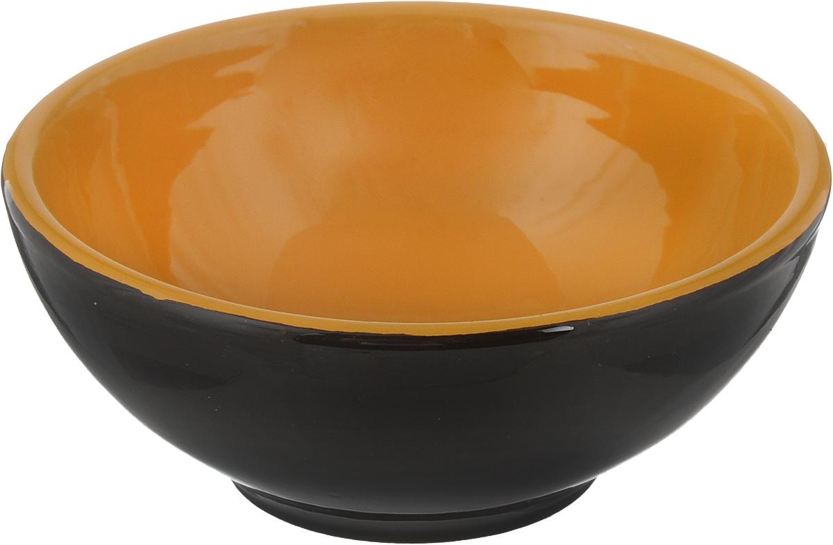 Розетка для варенья Борисовская керамика Радуга, цвет: темно-серый, желтый, 200 млРАД00000513_темно-серый, желтыйРозетка для варенья Борисовская керамика Радуга изготовлена из высококачественной керамики. Изделие отлично подойдет для подачи на стол меда, варенья, соуса, сметаны и многого другого. Такая розетка украсит ваш праздничный или обеденный стол, а яркое оформление понравится любой хозяйке. Можно использовать в духовке и микроволновой печи. Диаметр (по верхнему краю): 10 см. Высота: 4,5 см. Объем: 200 мл.