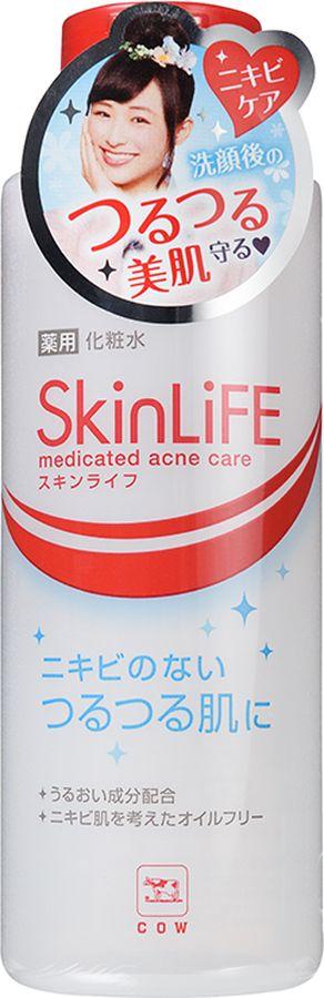 COW 00325gs Skinlife Лосьон для лица с антибактериальным эффектом 150 млFS-00103Лосьон хорошо увлажняет кожу, размягчает ороговевшийслой, уменьшает видимость пор, очищает кожу ипредотвращает появление воспалений, делая кожу гладкойи красивой. В состав лосьона входят антибактериальные идезинфицирующие компоненты (изопропил метил фенол,глицирризинат дикалия), а также увлажняющие компоненты(фруктовые кислоты, экстракт лимона, гиалуроноваякислота).Не содержит отдушек.