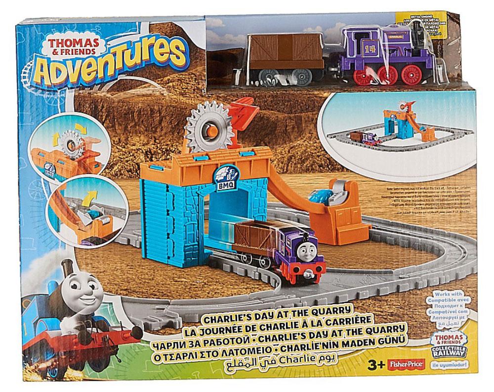 Thomas & Friends Железная дорога Чарли за работой FBC59