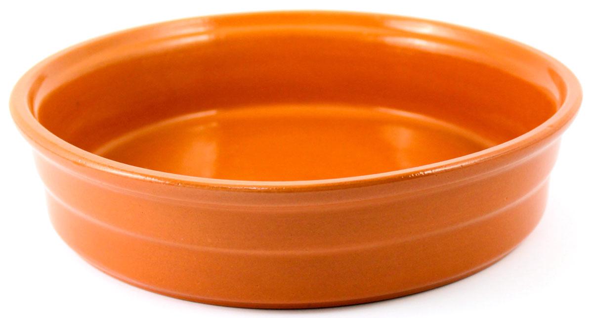 Форма для пирога Ломоносовская керамика Ceramisu, круглая, диаметр: 22 см300196Форма для запекания Ломоносовская керамика Ceramisu выполнена из высококачественной керамика. Уникальные свойства глины и толстые стенки изделия обеспечивают эффект русской печи при приготовлении блюд. Блюда, приготовленные в керамическом форме, получаются нежными и сочными. Это один из самых здоровых способов готовки.