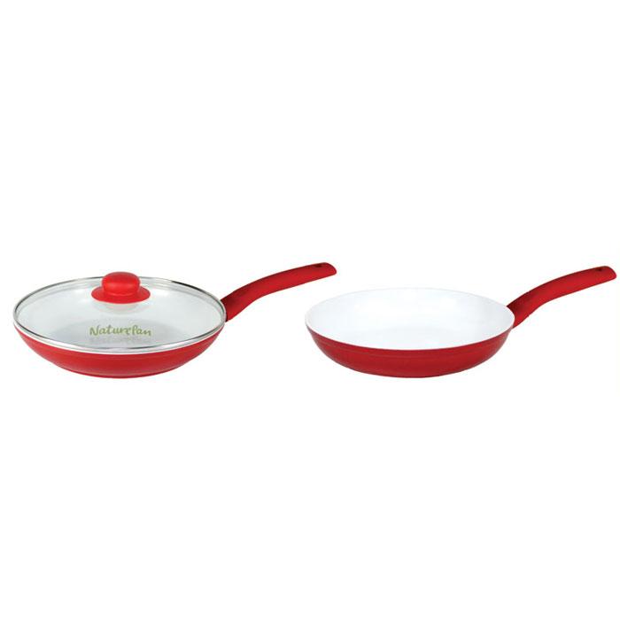 Сковорода с крышкой NaturePan Modern, индукция. Диаметр: 24 см. MPI24/крMPI24/кр