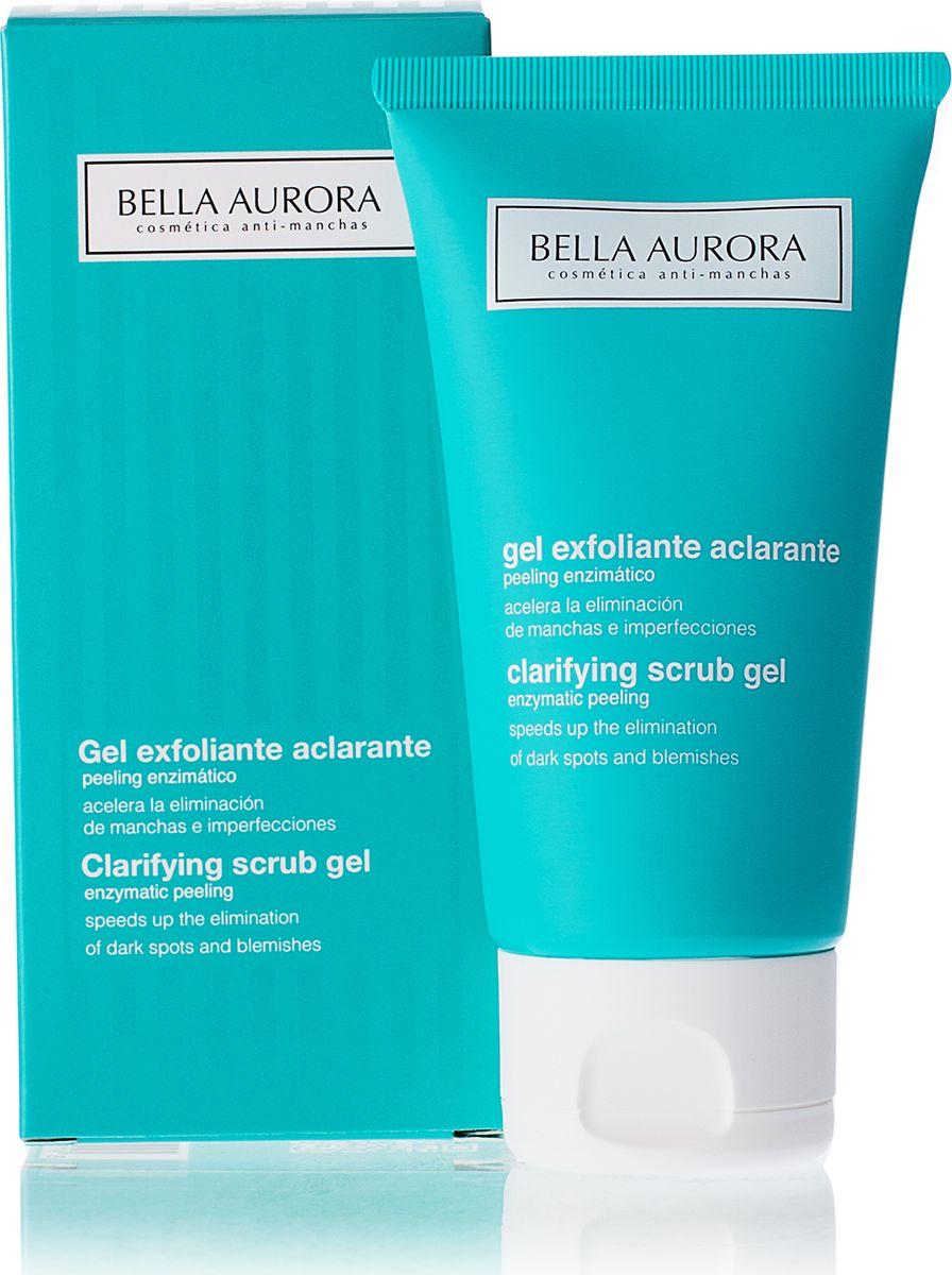 Bella Aurora Отшелушивающий гель для лица 75 мл