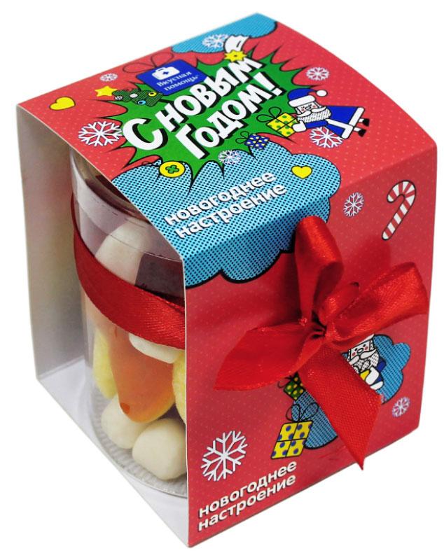 """Вкусная помощь Набор конфет """"Новогоднее настроение"""", 100 г УТ-00001116"""