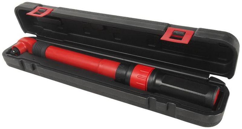 Ключ динамометрический JTC, изолированный, 3/8, 20-100 Нм. JTC-I009JTC-I009Рабочий диапазон: 20-100 Нм. Общая длина: 456 мм. Погрешность: ±4%. Габаритные размеры: 480/80/60 мм. (Д/Ш/В) Вес: 1700 гр.