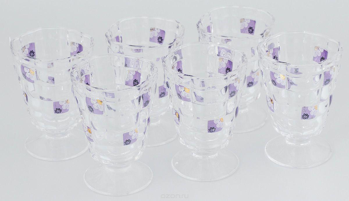 Набор стаканов Loraine, 220 мл, 6 шт. 24685VT-1520(SR)Набор стаканов Mayer & Boch Loraine состоит из шести стаканов, выполненных из прочного высококачественного натрий-кальций-силикатного стекла. Стаканы предназначены для подачи лимонада, сока, воды и других напитков. Они отличаются особой легкостью и прочностью, излучают приятный блеск. Стаканы декорированы изящным рельефом и ярким рисунком. Благодаря такому набору пить напитки будет еще приятнее.Набор стаканов Mayer & Boch Loraine идеально подойдет для сервировки стола и станет отличным подарком к любому празднику.Объем стакана: 220 мл. Диаметр стакана по верхнему краю: 7,5 см. Высота стакана: 11,5 см. Комплектация: 6 шт
