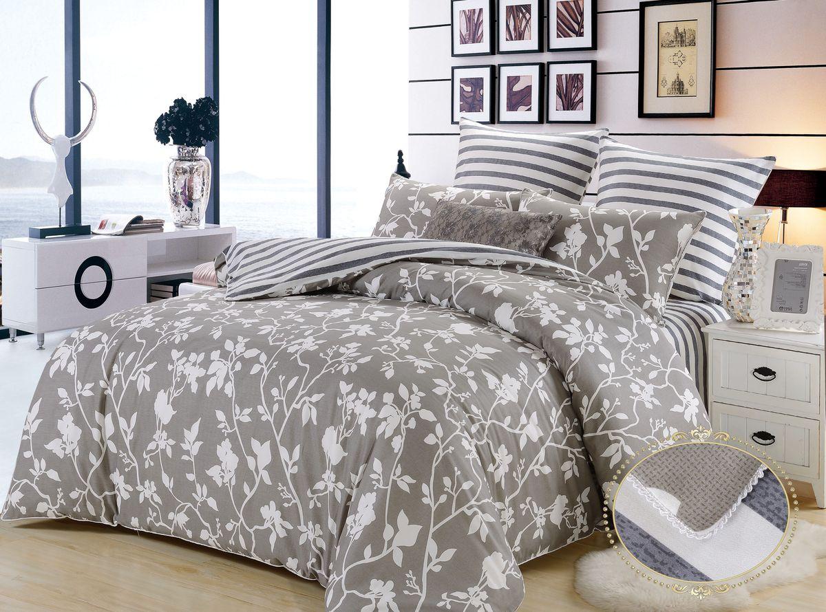 Комплект постельного белья KAZANOV.A. Бразилиа, сатин, евроR23-Евро-732-ZПостельное белье KAZANOV.A. серии «Сатин- Бамбук»- это сатин высокого качества , имеет мягкую лицевую поверхность . Для нанесения рисунка на ткани используется реактивная и пигментная печать.В большинстве дизайнов используются два вида ткани основной и компаньон.Применяются экологически чистые красители. В пододеяльнике и наволочках используются надежные молнии, с логотипом компании на застежке. При пошиве используются разработанные для компании KAZANOV.A. , уникальне виды отделок: Витой шелковый кант на хлопковой основе не дающий усадку в отличие от сатинового канта на котором при эксплуатации образуется пиллинг (катышки).Комплекты изящно выложены в Брендовую подарочную упаковку «KAZANOV.A.»: ламинированная коробка + фирменный пакет с ручками из шелковистого витого шнура.