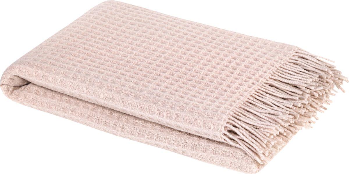 Плед Togas Риальто, цвет: розовый, 140 х 200 см20.03.10.0079