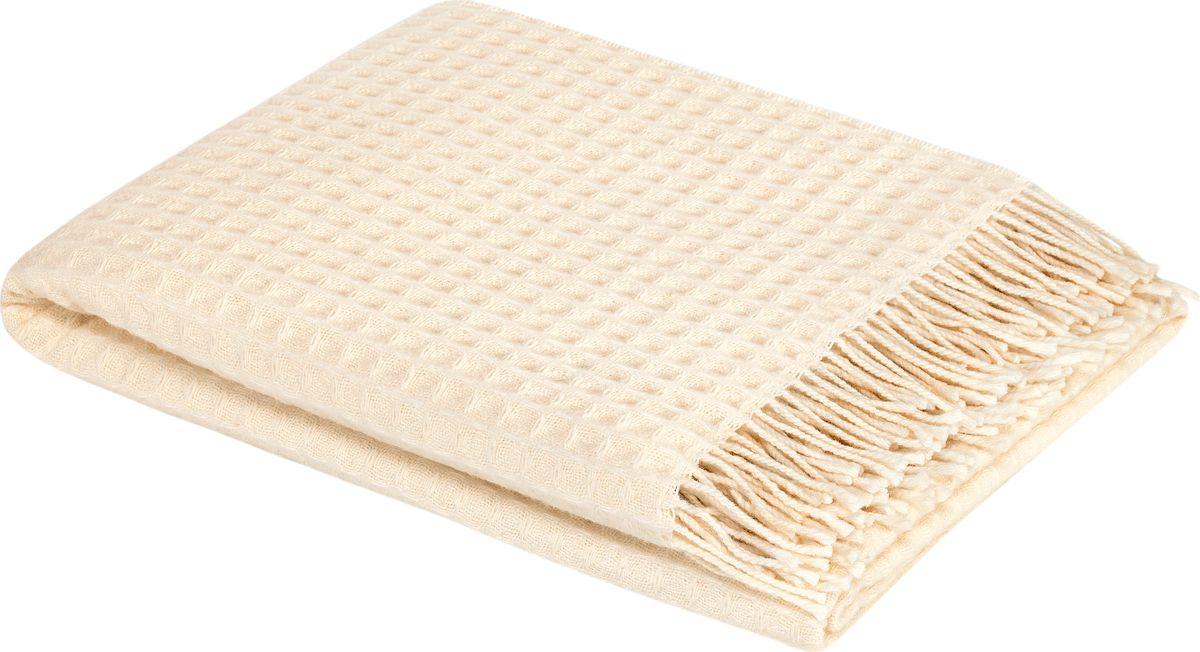 Плед Togas Риальто, цвет: белый, 140 х 200 см20.03.10.0081
