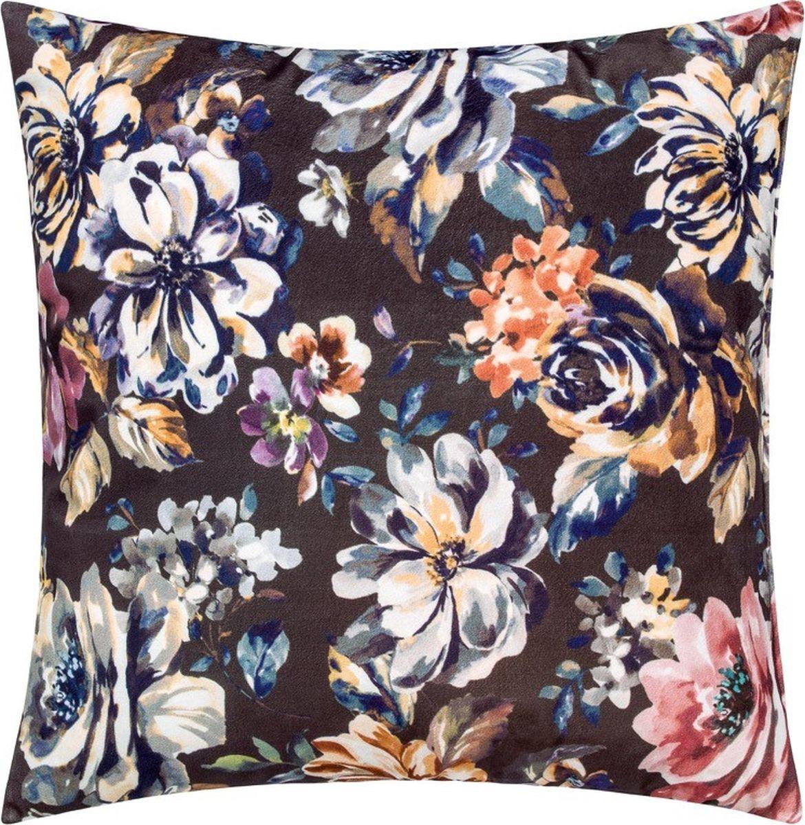 Подушка декоративная Togas Лена, цвет: серый, 45 х 45 см40.16.70.0279