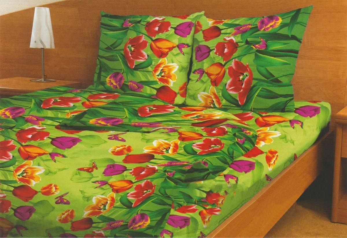 Комплект белья Amore Mio Голландия, 1,5-спальный, наволочки 70x70DAVC150Комплект постельного белья Amore Mio является экологически безопасным для всей семьи, так как выполнен из бязи (100% хлопок). Комплект состоит из пододеяльника, простыни и двух наволочек. Постельное белье оформлено оригинальным цветочным рисунком.Постельное белье из бязи практично и долговечно. Материал великолепно отводит влагу, отлично пропускает воздух, не капризен в уходе, легко стирается и гладится.