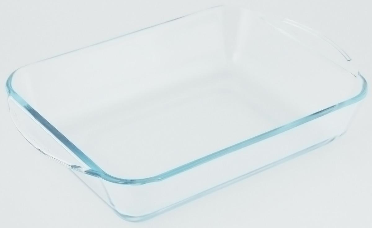 Форма для запекания VGP, прямоугольная, стеклянная, 31,5 х 21 х 6 см1839Форма для запекания VGP изготовлена из термостойкого, экологически чистого боросиликатного стекла. Изделие выдерживает температуру от -40°С до +300°С. Не содержит кадмия и свинца. Толстые стенки изделия позволяют пище готовиться быстро и равномерно. Форма предназначена для приготовления пищи в духовке, жарочном шкафу и микроволновой печи, пригодна для хранения и замораживания различных продуктов, а также для сервировки пищи. Внутренний размер формы: 26,5 х 20 х 5,5 см.