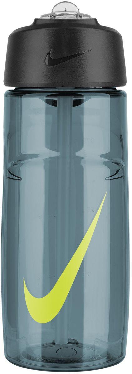 Бутылка для воды Nike T1 Flow Swoosh Water Bottle 16oz, цвет: серый, желтый, 473 млN.OB.A3.421.16Бутылка для воды Nike T1 Flow Swoosh Water Bottle 16oz с горлышком, которое поднимается на 90 градусов, что обеспечивает простоту в использовании. Модель дополнена измерительной шкалой. Возможно мытье в посудомоечной машине, легко собирается и разбирается (инструкция прилагается). Технология материала Tritan обеспечивает долговечность и ударопрочность. Объем: 473 мл. Длина: 17,5 см. Диаметр (по нижнему краю): 6,5 см.