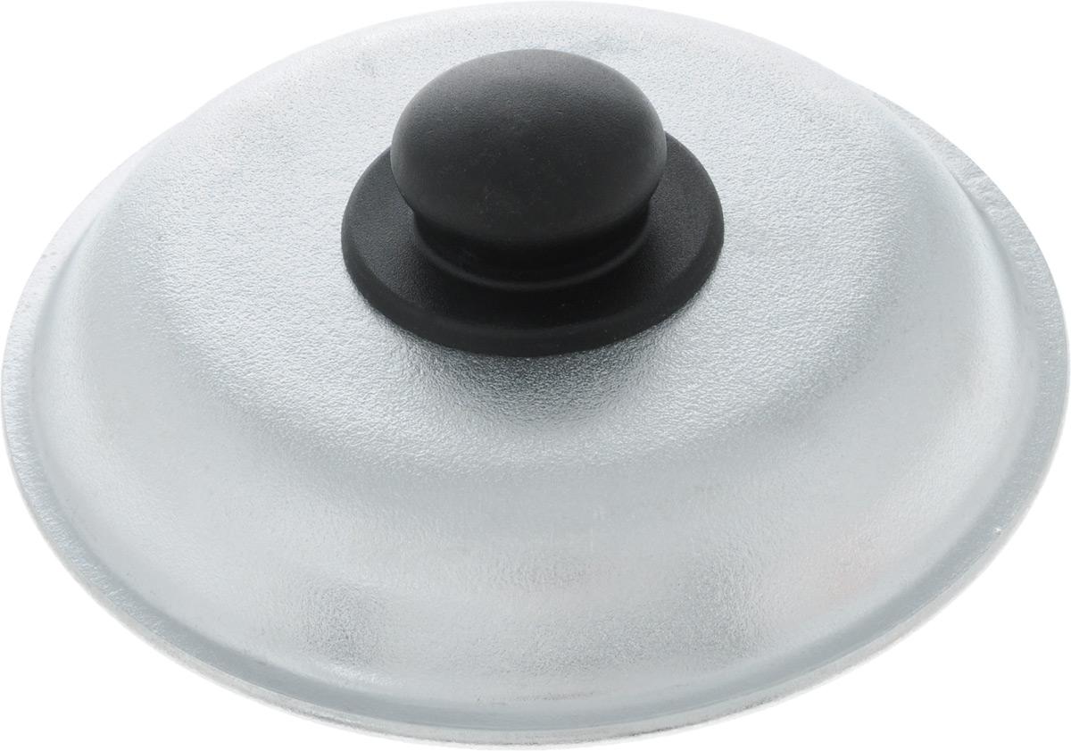 Крышка Алита. Диаметр 20 см16100Крышка Алита, изготовленная из литого алюминия и оснащена ручкой из термостойкого пластика. Изделие удобно в использовании при приготовлении пищи. Диаметр крышки: 20 см. Высота крышки (с учетом ручки): 5,5 см.