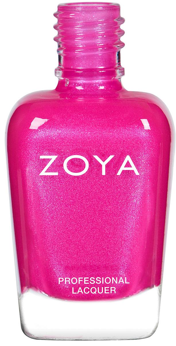 Zoya Лак для ногтей №327 Kiki 15 млCRS-80273547Лак для ногтей Zoya Kiki – ярко-розовый оттенок очеь высокой плотности с металлическим финишем. Безопасная, здоровая формула big 5 free (не содержит формальдегид, толуэн, дибутилфталат,камфору и формальдегидные смолы), предотвращает повреждение ногтей и уменьшает воздействие потенциально вредных токсинов.