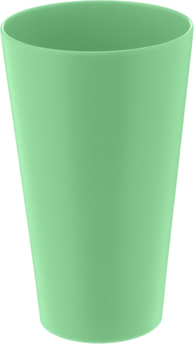 Стакан House & Holder, цвет: салатовый, 570 млM-218_салатовыйСтакан House & Holder изготовлен из прочного высококачественного полипропилена. Изделие предназначено для воды, сока и других напитков. Стакан сочетает в себе яркий дизайн и функциональность. Благодаря такому стакану пить напитки будет еще вкуснее. Стакан House & Holder можно использовать дома, на даче или на пикнике. Диаметр стакана (по верхнему краю): 9 см. Высота стакана: 15 см. Диаметр основания: 6 см.
