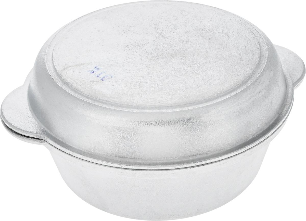 Кастрюля Алита Латка с крышкой, 2,5 л14800Кастрюля Алита Латка изготовлена из литого алюминия. Благодаря толстым стенкам и утолщенному дну тепло равномерно распределяется по всей поверхности и долго сохраняется. Изделие оснащено крышкой с литыми ручками, которую можно использовать отдельно, как сковороду. Можно использовать на газовых и электрических плитах. Диаметр кастрюли (по верхнему краю): 22,5 см. Высота стенки кастрюли: 8,5 см. Ширина кастрюли (с учетом ручек): 29 см. Высота крышки: 4,5 см. Ширина крышки (с учетом ручек): 28,5.
