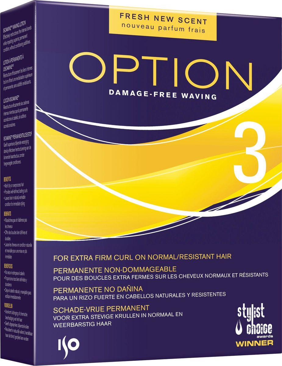 ISO Текстура для завивки на нормальных и трудноподдающихся волосах OPTION III -, 118мл*104мл*25мл223204С 1993 года составы для завивки ISO Option являются самыми продаваемыми в мире на рынке текстур, не содержащих тиогликоль. Эксклюзивное и запатентованное изобретение ISO — формула без содержания тиогликоля. В ее состав входит ISOамин — аналог натурального цистеина волос. ISOамин способен проникать в волос более глубоко и равномерно, чем традиционные средства для завивки, без агрессивного подъема кутикулы. Эксклюзивная запатентованная безвредная формула, не содержащая тиогликоль Что отличает составы для завивки ISO OPTION? При использовании ISO OPTION не происходит нарушения структуры и целостности волос. Поэтому в состав этих средств не входят утяжеленные увлажняющие добавки, которые могут ослабить результат текстурирования. Как действует ISOамин? ISOамин легко притягивается к отрицательно заряженному волосу, как металл к магниту. Благодаря этой способности, он беспрепятственно проникает в структуру волоса, не повреждая кутикулу. Вследствие более глубокого и равномерного...