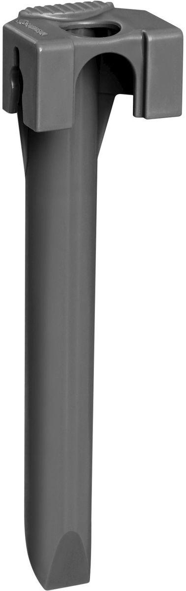 Направляющая Gardena, 4,6 мм (3/16), 3 шт. 08327-20.000.0008327-20.000.00Направляющая GARDENA предназначена для крепления шлангов системы микрокапельного полива GARDENA Micro-Drip-System на земле. Также направляющая обеспечивает крепление выбранной микронасадки на подающем шланге диаметром 13 мм (4,6/16 дюйма). Направляющая вместе с Т-образным соединителем для микронасадок (арт. 8332-20) и надставкой (арт. 1377-20) позволяет регулировать высоту микронасадок. Направляющие поставляются по 3 шт. в комплекте.