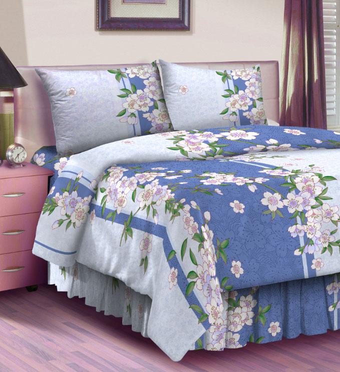 Комплект белья ROKO, 1,5-спальный, наволочки 70х70, цвет: синий115873Комплект белья ROKO состоит из простыни, пододеяльника и 4 наволочек. Для производства постельного белья используются экологичные ткани высочайшего качества. Бязь - хлопчатобумажная плотная ткань полотняного переплетения. Отличается прочностью и стойкостью к многочисленным стиркам. Бязь считается одной из наиболее подходящих тканей, для производства постельного белья и пользуется в России большим спросом.