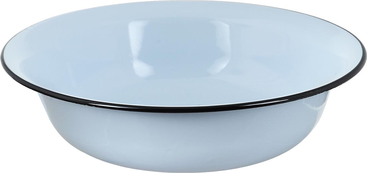 Миска эмалированная Эмаль, 4 л115610Миска Эмаль изготовлена из стали с эмалированным покрытием. Такое покрытие защищает сталь от коррозии, придает посуде гладкую стекловидную поверхность и надежно защищает от кислот и щелочей. Миска подойдет для перемешивания продуктов, приготовления салатов и маринования мяса. Кроме того, изделие отлично подходит для приготовления пищи на природе. За счет ее компактного размера и формы миску удобно хранить в шкафу с другими кухонными принадлежностями. Миска эмалированная Эмаль станет незаменимым аксессуаром на кухне любой хозяйки. Диаметр (по верхнему краю): 32 см. Высота стенки: 8,5 см.