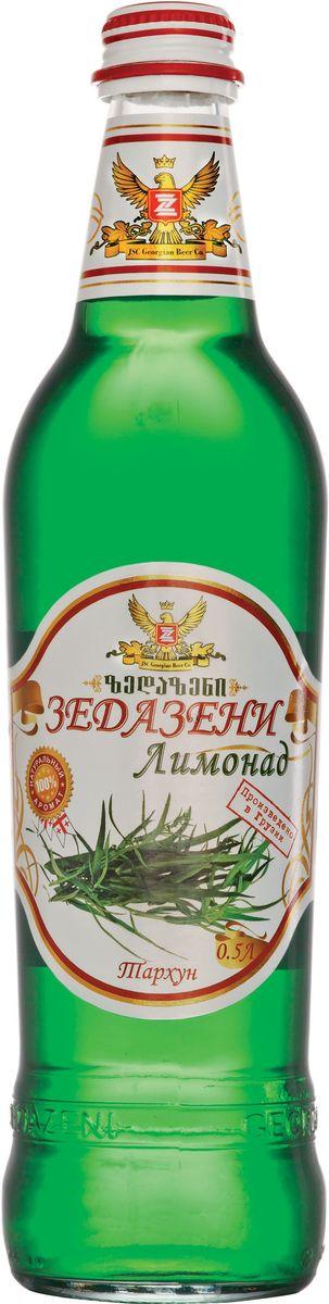Зедазени Лимонад Тархун, 500 мл4860103350091