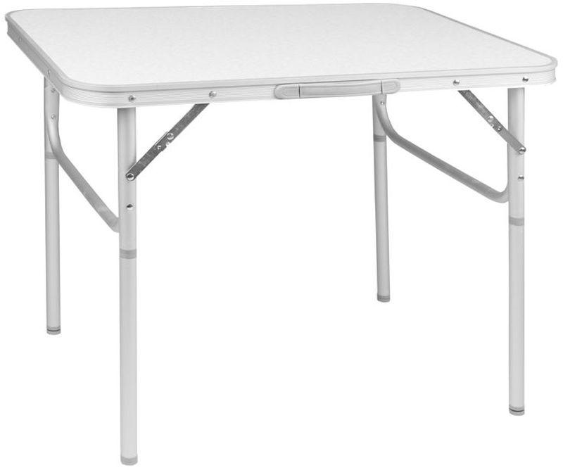 Стол складной Trek Planet Country 75, кемпинговый, 75 х 55 х 25/60 см09840-20.000.00Очень легкий стол, всего 2,6 кг, Country 75 с ножками складывающимися в столешницу и ручкой для переноски. Если поверхность не очень ровная, высоту ножек стола можно слегка отрегулировать с помощью пластиковых шайб в основании каждой ножки.Ножки крепятся на внутренней поверхности стола с помощью пластиковых фиксаторов. - Столешница из огнеупорного пластика- Очень легкий вес- Каждую ножку можно слегка отрегулировать на неровной поверхности за счет пластиковых шайб- Откручивающиеся ножки- Пластиковый крепеж для ножек на внутренней стороне столешницы- Ручка для переноскиХарактеристики: Материал: Столешница: огнеупорный пластикРама: 25 мм алюминийРазмер в разложенном виде: 75х55х25/60 смРазмер в сложенном виде: 75х55х2,5 смВес: 2,6 кгНагрузка: 30 кгПроизводство: КитайАртикул: 70773