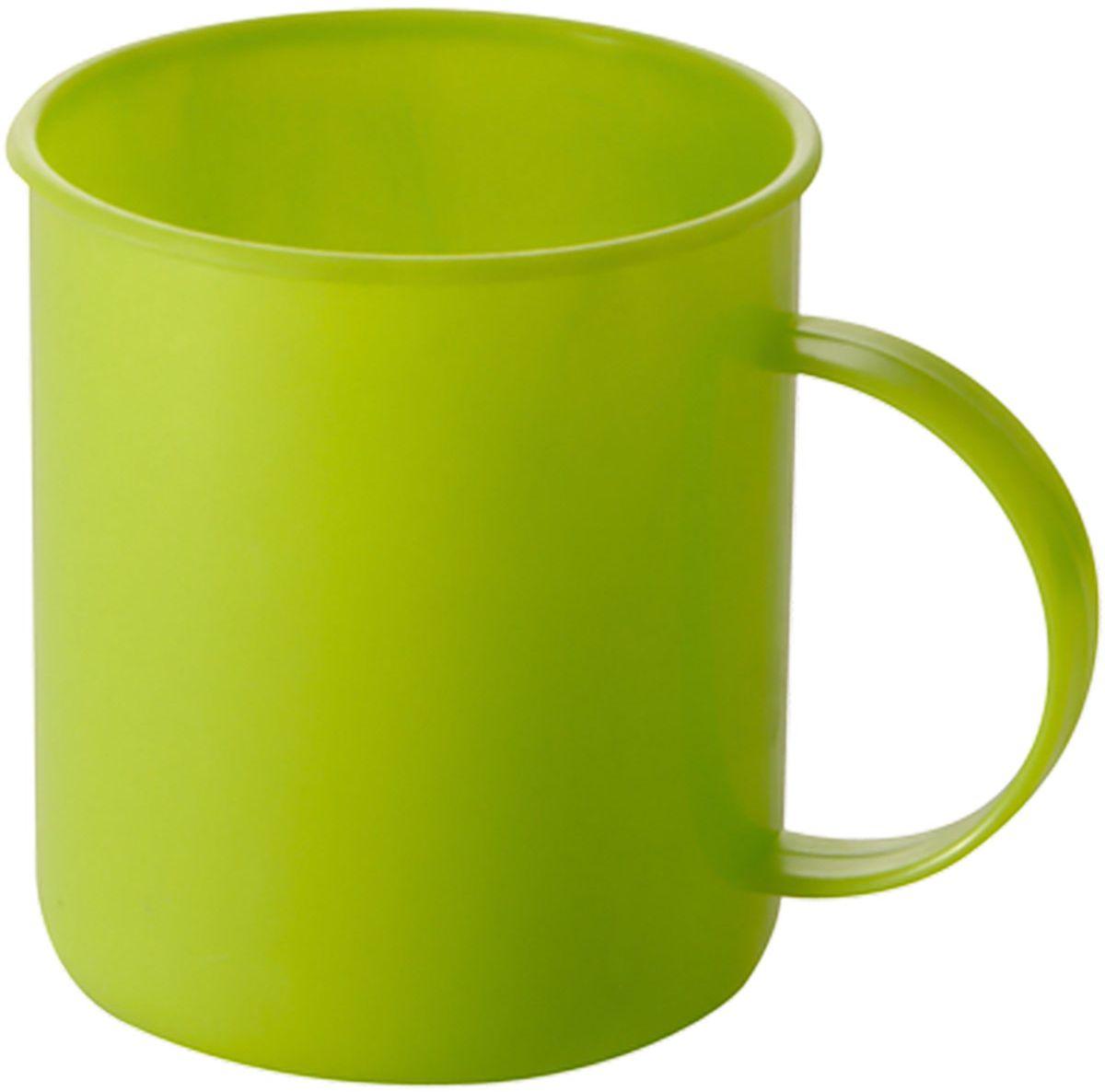 Кружка Plastic Centre Счастье, цвет: светло-зеленый, 0,3 лПЦ1431ЛМНаша кружка прекрасно подойдет для дачи, пикника или поездки в поезде. Легкую кружку удобно взять с собой на природу. Яркие цвета и привлекательный дизайн создадут уютную атмосферу и дополнят интерьер дачи. Прочный пластик подходит для многократного использования. Объем 0,3 л.