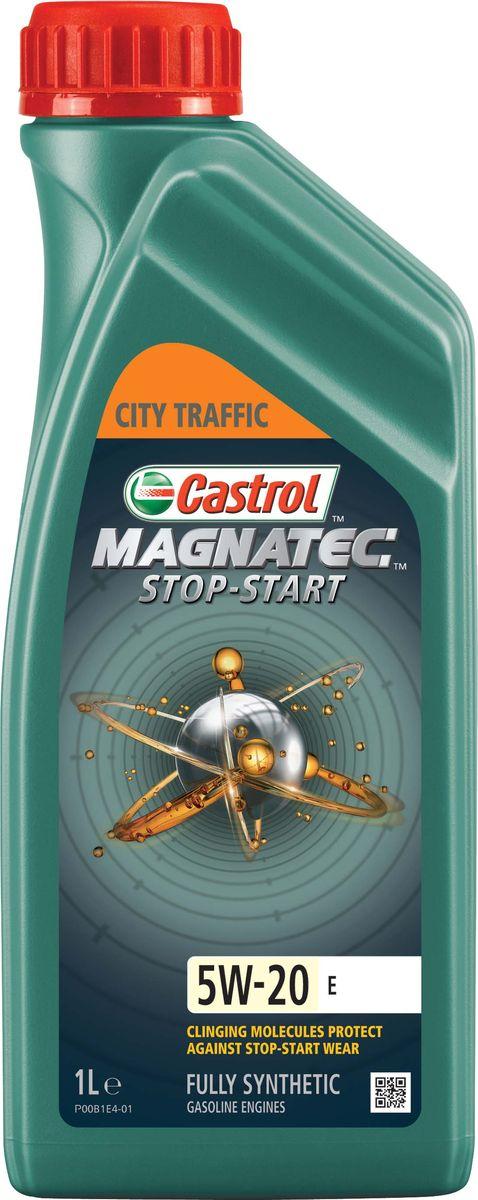 Моторное масло Castrol Magnatec Stop-Start E 5W-20, 1 л156DCFОписание Движение в городах становится все более интенсивным. Современный автомобиль производит в среднем около 18 000 разгонов и торможений в год. В пробках двигатель долго работает в наиболее неблагоприятном режиме, на холостом ходу, а это приводит к повышенному износу. По результатам последнего отраслевого теста, новое моторное масло Castrol MAGNATEC Stop- Start 5W-20 E значительно снижает износ при работе в режиме стоп-старт*. Castrol MAGNATEC Stop-Start 5W-20 E специально разработано для дополнительной защиты двигателя от повышенного износа при движении в городе. Молекулы Castrol MAGNATEC притягиваются к деталям двигателя и формируют самовосстанавливающийся слой для защиты на всех этапах работы двигателя в режиме стоп-старт. Castrol MAGNATEC Stop-Start защищает двигатель от износа с первой секунды пуска и на всем протяжении пути. Каждый раз, когда вы нажимаете на педаль акселератора. * согласно отраслевому тесту OM646LA Применение Моторное масло Castrol Magnatec Stop-Start 5W-20...