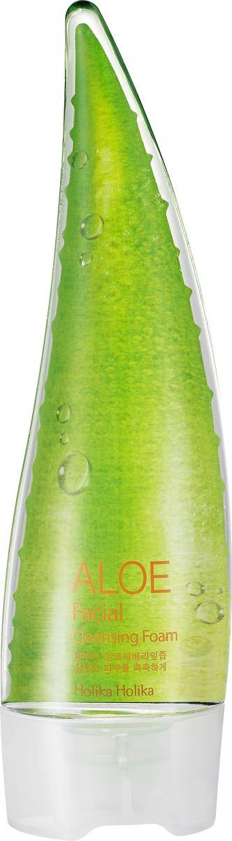 Holika Holika Очищающая пенка Алоэ, 150 мл20011815Holika Holika Aloe Facial Cleansing Foam – это очищающая пенка для умывания «Алоэ» с содержанием сока алоэ вера с острова Чеджу. Отлично убирает загрязнения, смывает макияж, подходит для чувствительной и проблемной кожи. Применение: небольшое количество пенки взбить в пену, нанести на лицо, помассировать и смыть теплой водой. Предостережения: не используйте на области вокруг глаз, избегайте попадания средства в глаза, только для наружного применения. Состав: сок листьев алоэ, вода, лаурил гидроксисултаин, миристиновая кислота, лауриновая кислота, кокамидопропилбетаин, гидроксид калия, хлористый натрий, натрий лауроилсаркозината, феноксиэтанол, ароматизатор, хлорфенезин, этилгексилглицерин, каприлилгликоль, динатрия ЭДТА, пальмитиновая кислота, каприновой кислоты, бутиленгликоль, сок березы, экстракт кукурузы, экстракт огурца, экстракт лотоса, пропиленгликоль, глицерин, экстракт арбуза, экстракт центеллы азиатской, сорбат калия. Объём: 150 мл.