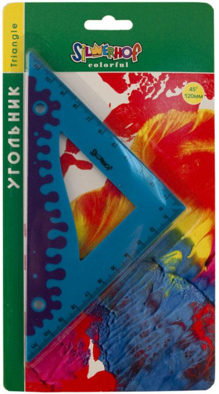 Silwerhof Угольник Colorful 45 градусов 12 см 540091