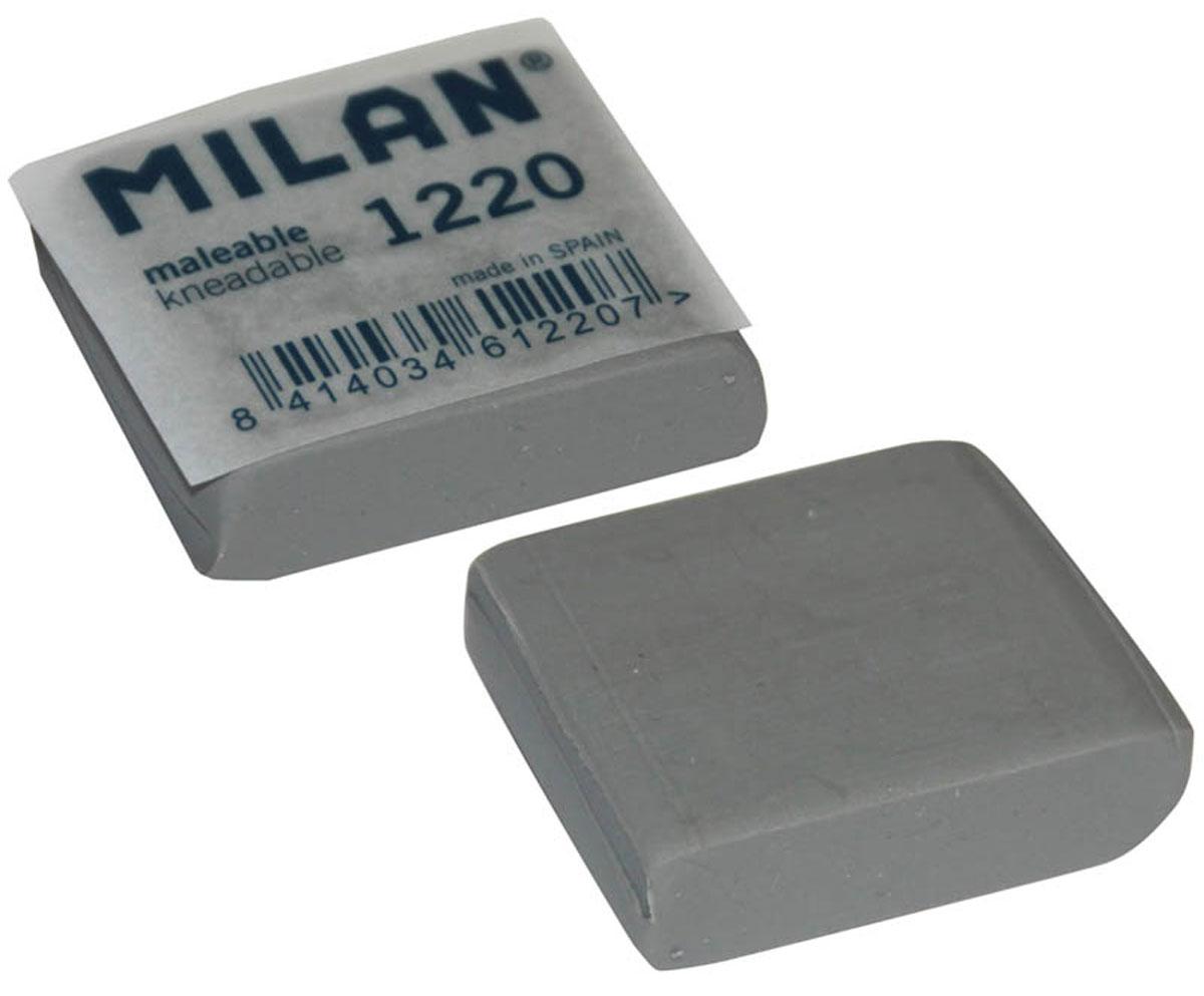 Milan Ластик-клячка Malleable 1220CCM1220Ластик-клячка Milan Malleable 1220 предназначена для таких художественных работ, как ретуширование и создание спецэффектов. Мягкая пластичная структура. Прекрасно абсорбирует графит любой степени твердости.