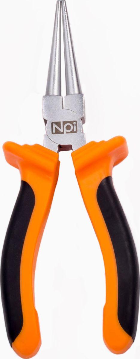 Круглогубцы NPI, 160 мм10020Круглогубцы NPI 160мм. Длина инструмента 160мм. Изготовлены из высокопрочной хром-ванадиевой стали. Соответствует стандарту DIN 5745.