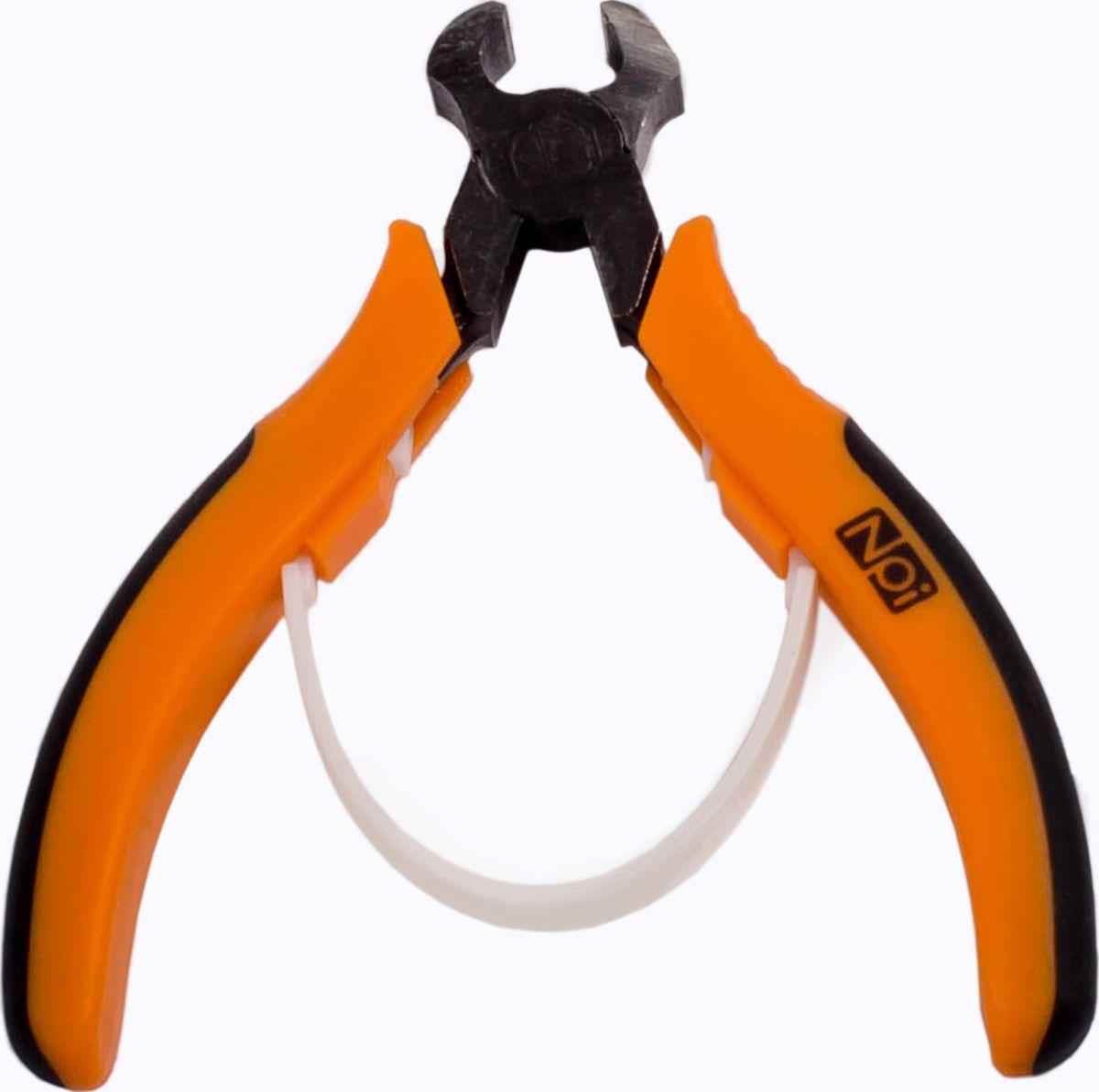 Кусачки торцевые NPI, 115 мм10101Кусачки торцевые NPI 115мм. Длина инструмента 115 мм. Удлиненные режущие кромки для выполнения точной резки и других тонких работ. Режущие кромки, закаленные дополнительно индуктивным методом. Режущая часть сделана из хром-ванадиевой стали. Особенности модели: Двухкомпонентная эргономическая рукоятка, обеспечивает удобную работу. Нейлоновая пружина большой прочности. Дополнительно закаленные режущие кромки отличаются высокой твердостью.