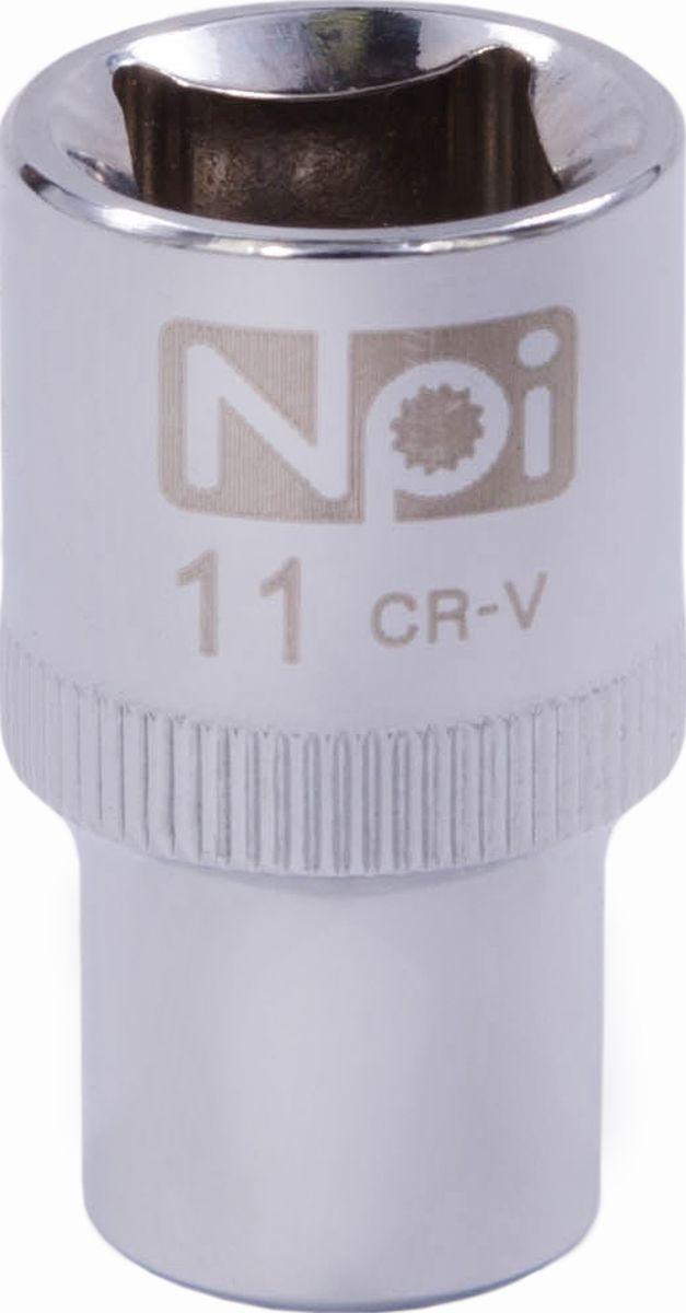 Головка торцевая NPI SuperLock, 1/2, 11 мм20011Головка торцевая NPI 1/2. Тип 1/2. Торцевая головка NPI применяется с гайковертами, трещетками, воротками. Торцевая головка выполнена по технологии Суперлок. Торцевая головка обеспечивает максимальный крутящий момент по отношению к резьбе и выдерживает ударные нагрузки. Материал - высокопрочная хром-ванадиевая сталь. Соответствует стандарту DIN 3124