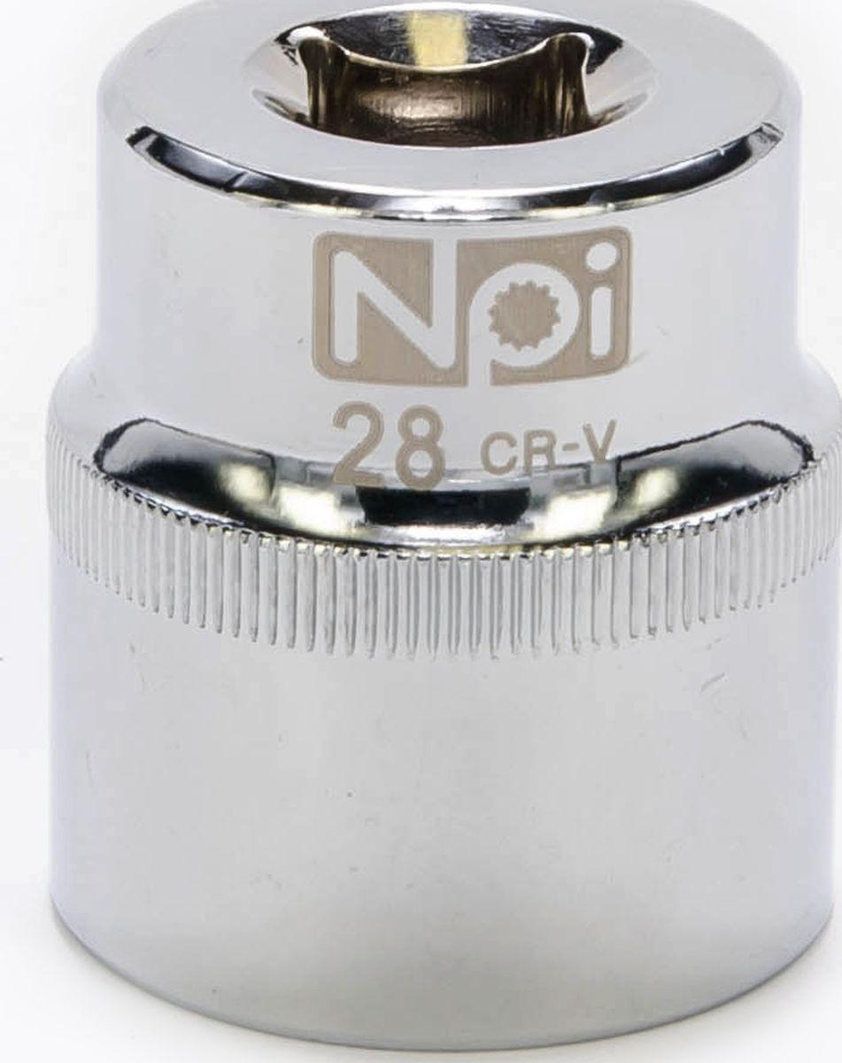 Головка торцевая NPI SuperLock, 1/2, 28 мм20028Головка торцевая NPI 1/2. Тип 1/2. Торцевая головка NPI применяется с гайковертами, трещетками, воротками. Торцевая головка выполнена по технологии Суперлок. Торцевая головка обеспечивает максимальный крутящий момент по отношению к резьбе и выдерживает ударные нагрузки. Материал - высокопрочная хром-ванадиевая сталь. Соответствует стандарту DIN 3124