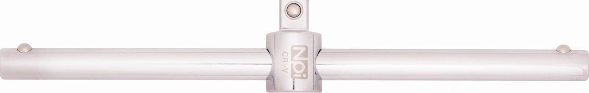 Вороток NPI, 1/220555Вороток NPI 1/2. Вороток NPI предназначен для закрепления в нем торцевых головок. Материал хром-ванадий. Размер переходника: 1/2. Длина 250 мм. Соответствует стандарту DIN 3124.