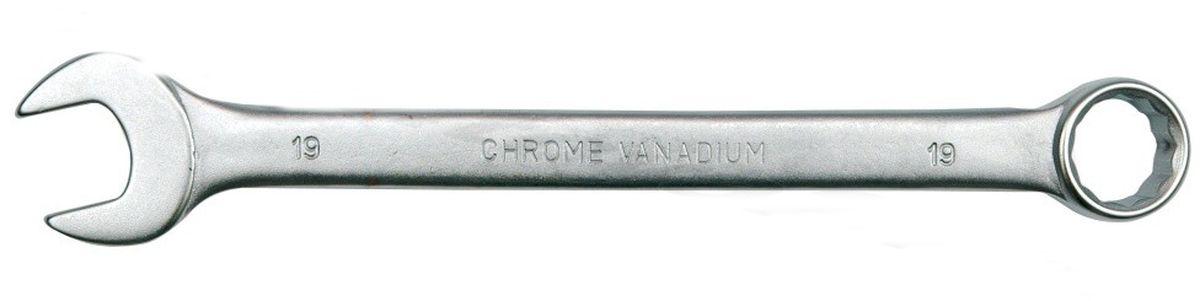 Ключ комбинированный Vorel Сатин CrV, 32 мм51696Ключ комбинированный VOREL САТИН, размер 30 мм, выполнен из инструментальной стали CrV.