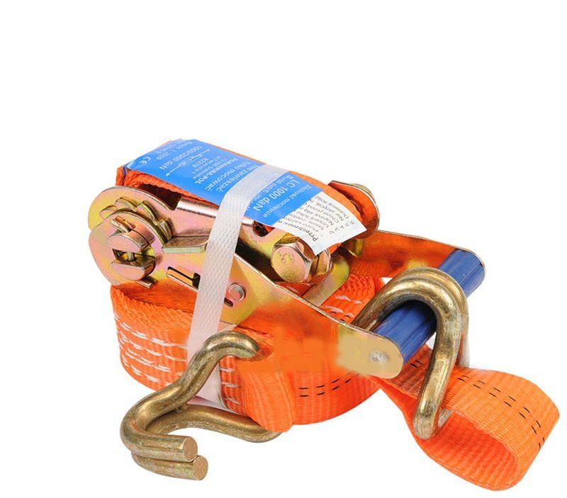 Ремень багажный Vorel, 35 мм, 6 мCA-3505Ремень багажный Vorel позволит зафиксировать даже негабаритный багаж и предотвратить его повреждение при перевозке. Он оснащен крюками. Ремень может применяться как в автомобиле, так и в остальных транспортных средствах. Кроме того, такое изделие находит широкое применение в хозяйственно-бытовых нуждах. Длина: 6 м.Ширина: 35 мм.
