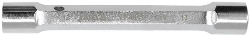 Ключ торцевой кованный Yato, 16х17 ммYT-4919Ключ торцевой кованый YATO, размер 16х17 мм.