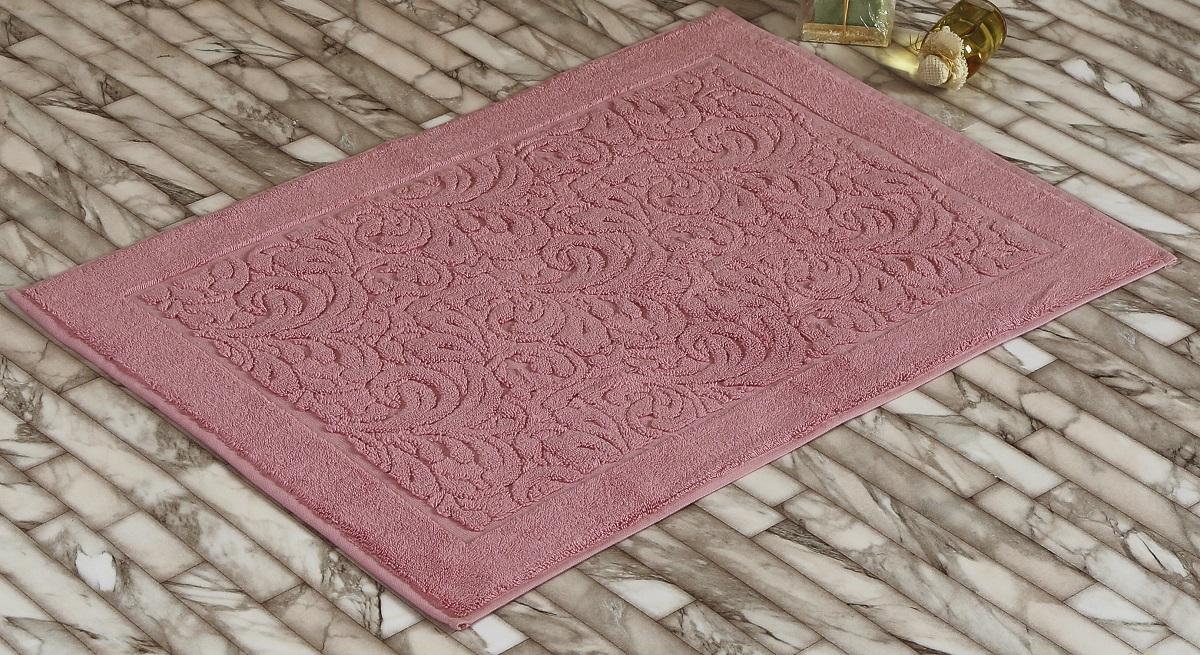 Коврик для ванной Karna Gonca. Esra , цвет: розовый, 50 х 70 см2026/CHAR006