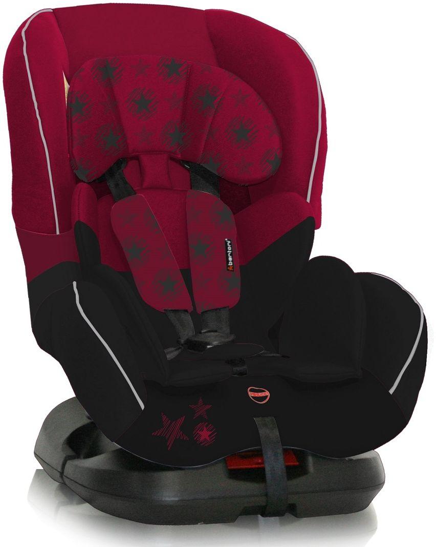 Bertoni Автокресло Concord цвет черный красный от 0 до 18 кг 3800151921868
