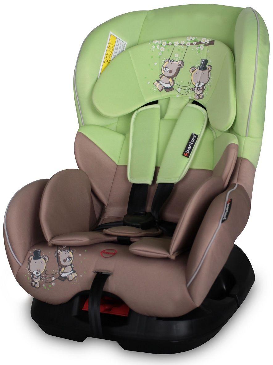 Bertoni Автокресло Concord цвет бежевый зеленый от 0 до 18 кг 3800151921820
