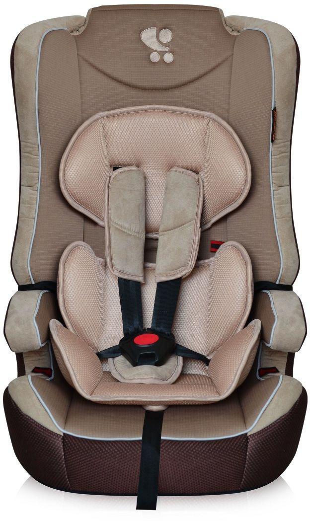 Lorelli Автокресло Explorer цвет бежевый от 9 до 36 кг3800151919087Автокресло от 9 до 36 кг среднего класса повышенной надежности/ увеличенная ширина спинки и сиденья, подходит для крупных детей/ европейский стандарт безопасности ECЕ R44/04/ 5-точечный, регулируемый по высоте ремень безопасности с мягкими накладками/надежный жесткий пластиковый каркас кресла/ трансформируется в бустер/ Легко съемная моющаяся тканевая часть/ простой монтаж./