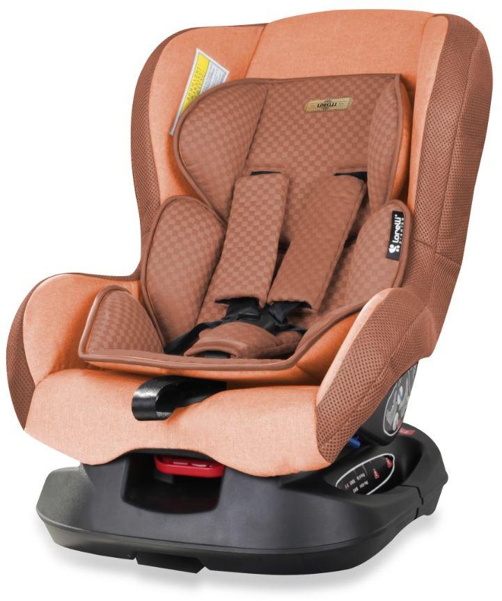Bertoni Автокресло Saturn цвет бежевый коричневый от 0 до 18 кг 3800151919346