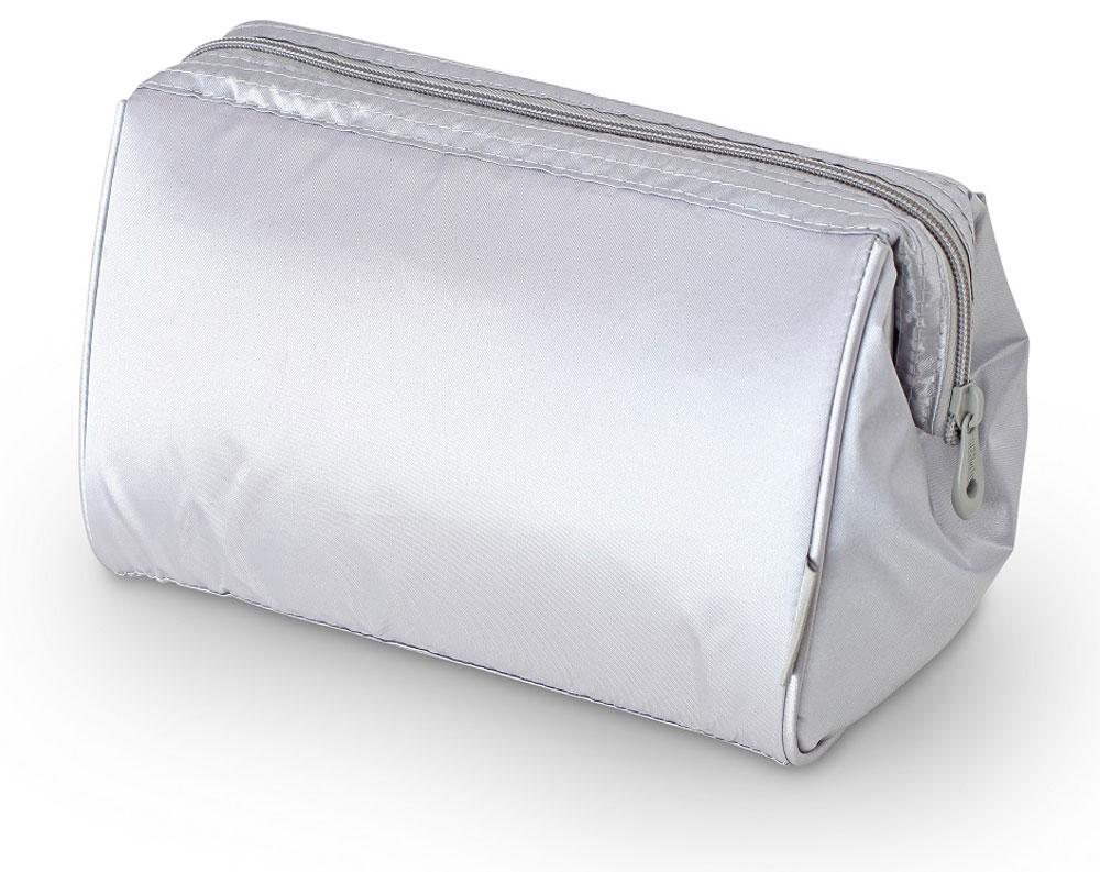 Термосумка Thermos Storage Kit, цвет: серебряный, 4,5 л468499Способна вместить довольно большой объем кремов , мазей, медикаментов и других препаратов не предназначенных для хранения в тепле. По желанию, для усиления охлаждающего эффекта возможно применение замороженных аккумуляторов температуры THERMOS Gel Pack™.