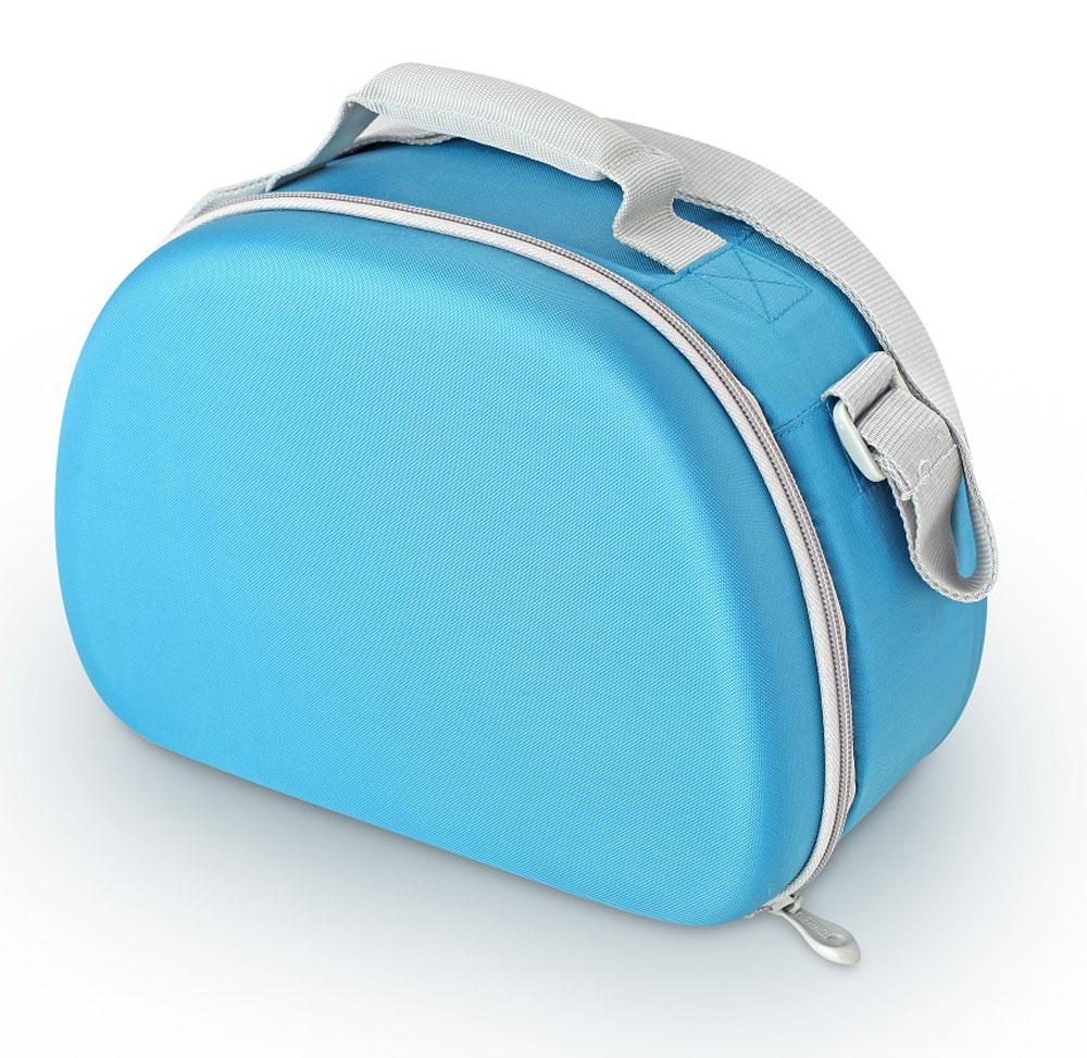 Термосумка Thermos Eva Mold Kit, цвет: голубой, 6 л469717Сумка для мамы оснащена большим количеством карманов и отделений. Укомплектована многоразовой пеленкой. Снаружи сумки, по бокам два отсека.
