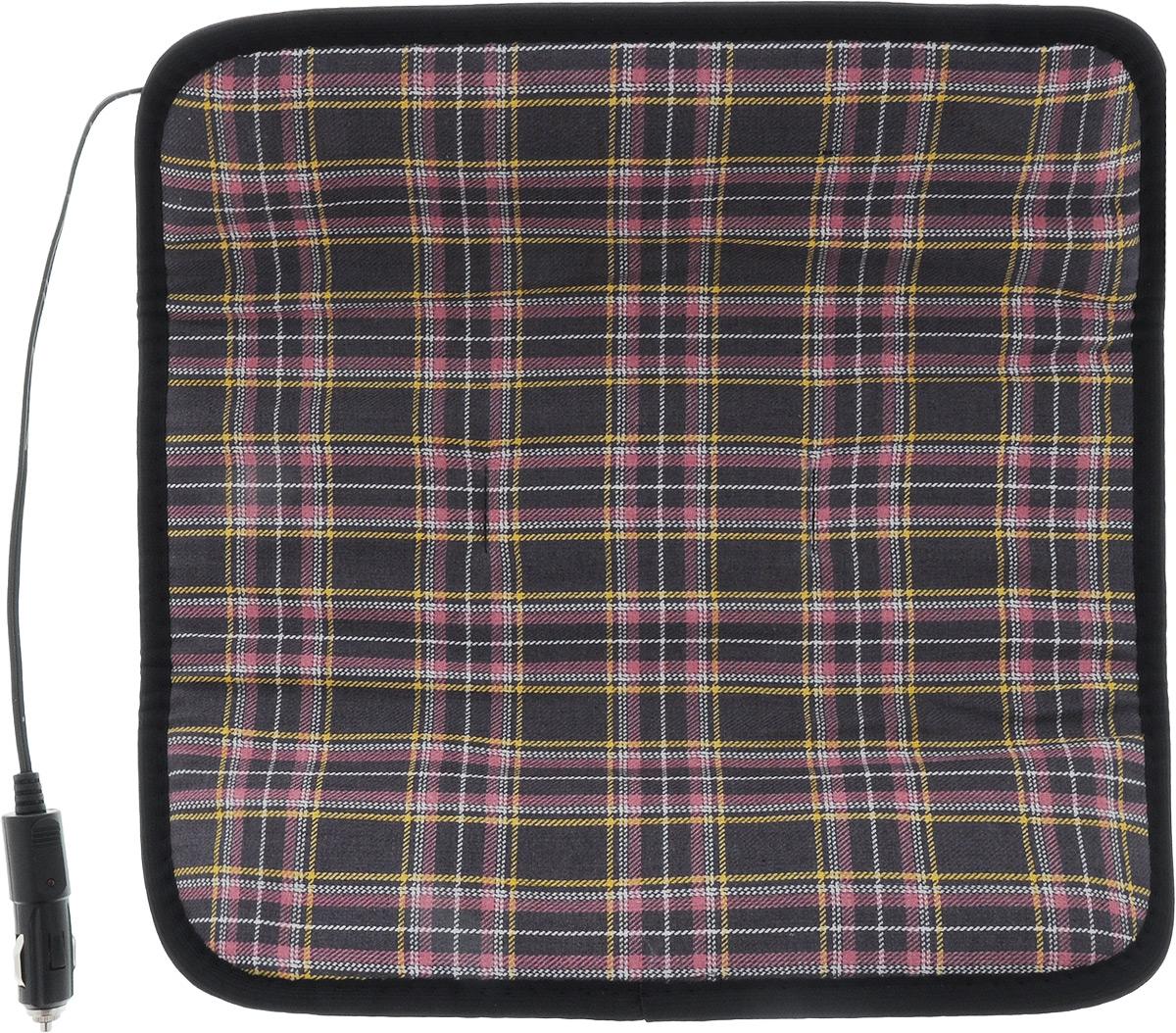 Обогреватель на сиденье Экспедиция Согреться значит выжить, цвет: серый, розовыйSC-FD421005Обогреватель на сиденье Экспедиция Согреться значит выжить, цвет: серый, розовый